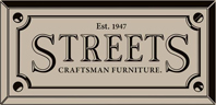 Streets Craftsman Furniture Logo